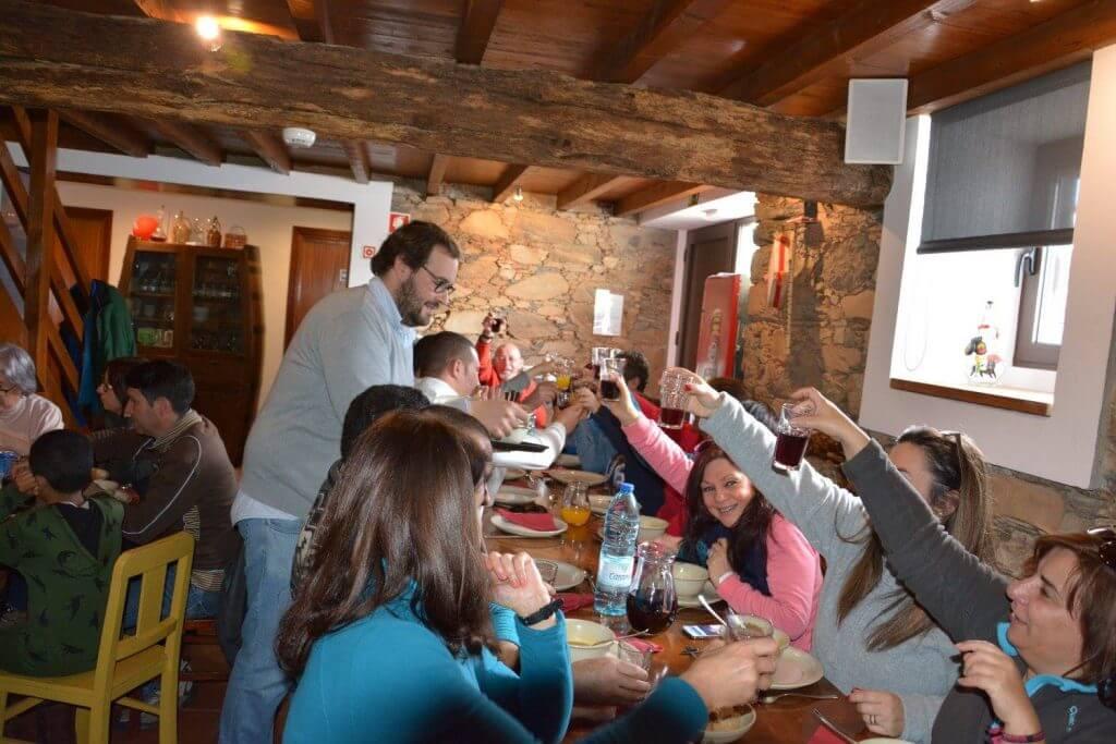 Jantares de Grupo - Adega