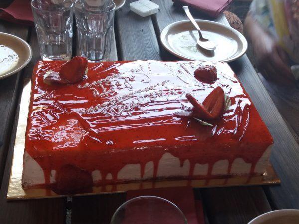 Grupos - Festas de Aniversários - bolo