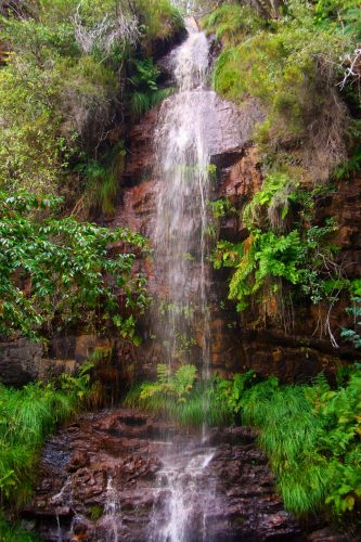 Cascata da Fraga de Água d'Alta - GR38