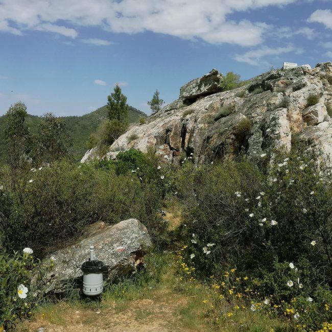 Serra do Morada Trilho dos Apalaches GR38 Estreito Oleiros Turismo Geopark