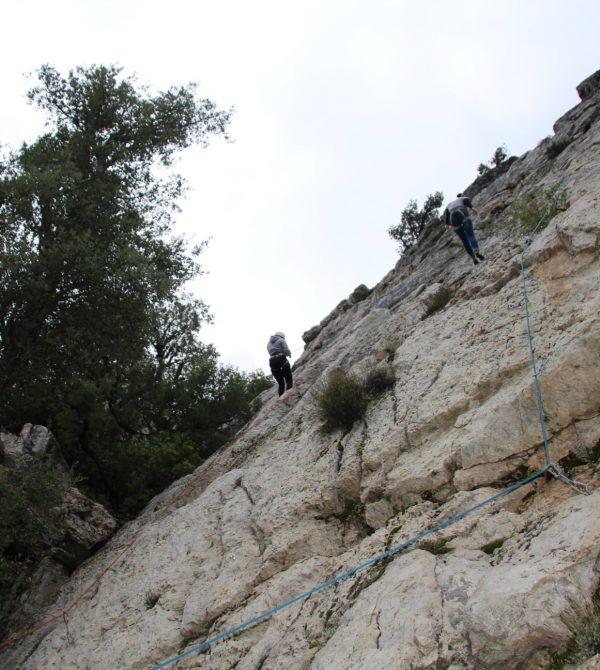 Escalada Crista do Zebro _ Moradal - Apalaches
