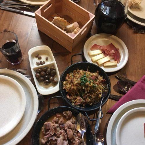 Rodízio de petiscos - restaurante