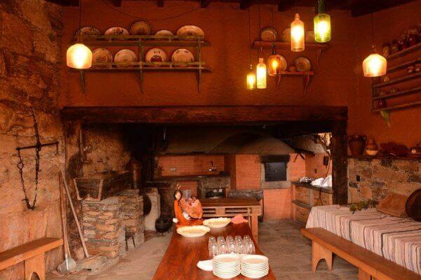Cozinha beirã e tradicional portuguesa