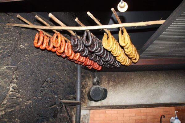 Fumeiro tradicional - Adega dos Apalaches